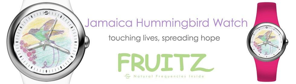 Fruitz Jamaica watch homepage slider