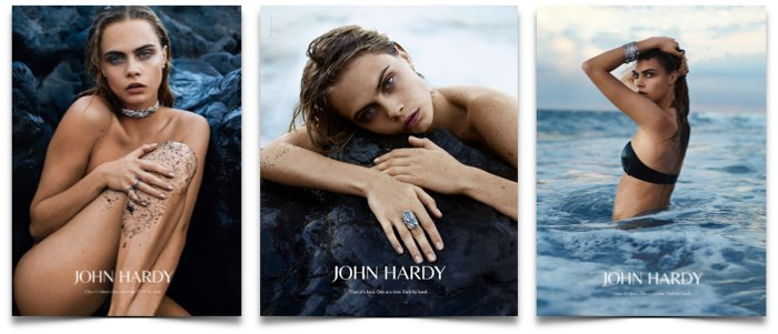 john-hardy-tryptic with Cara Fall 2014