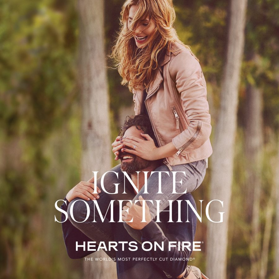 Hearts On Fire   12