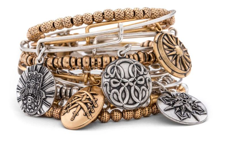 ALEX AND ANI 9