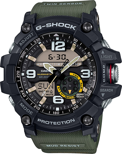 Casio G-Shock 8