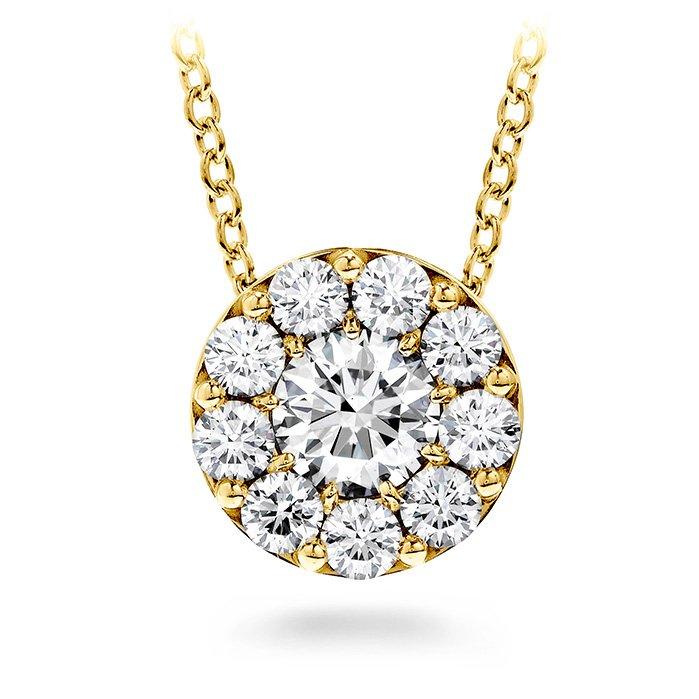 Pendant - Fulfillment 0.50 ctw. Hearts On Fire Diamonds in 18K Yellow Gold 2
