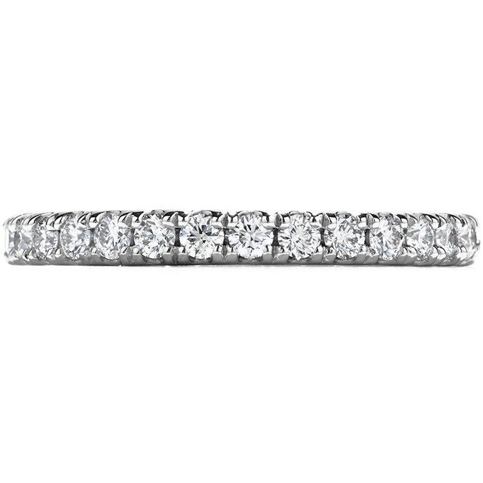 Ring - Acclaim Band 0.40 ctw. Hearts On Fire Diamonds in 18K White Gold 2