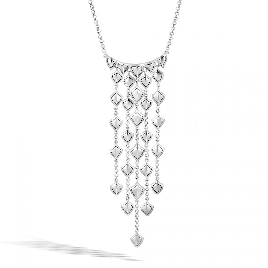 Legends Naga Necklace in Silver 2
