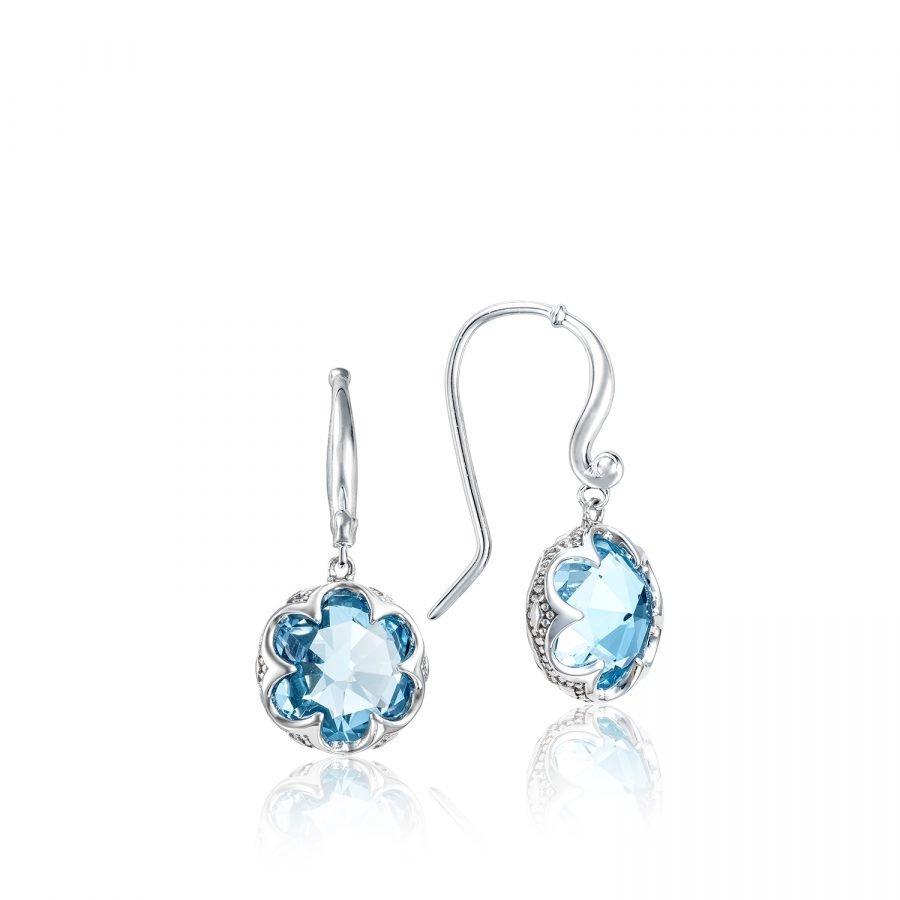 Earrings - Tacori Crescent Drop 2