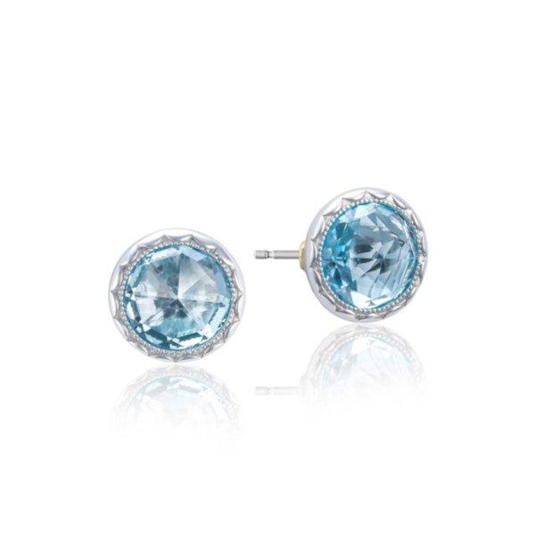 Earrings Studs - Tacori Bezel 2