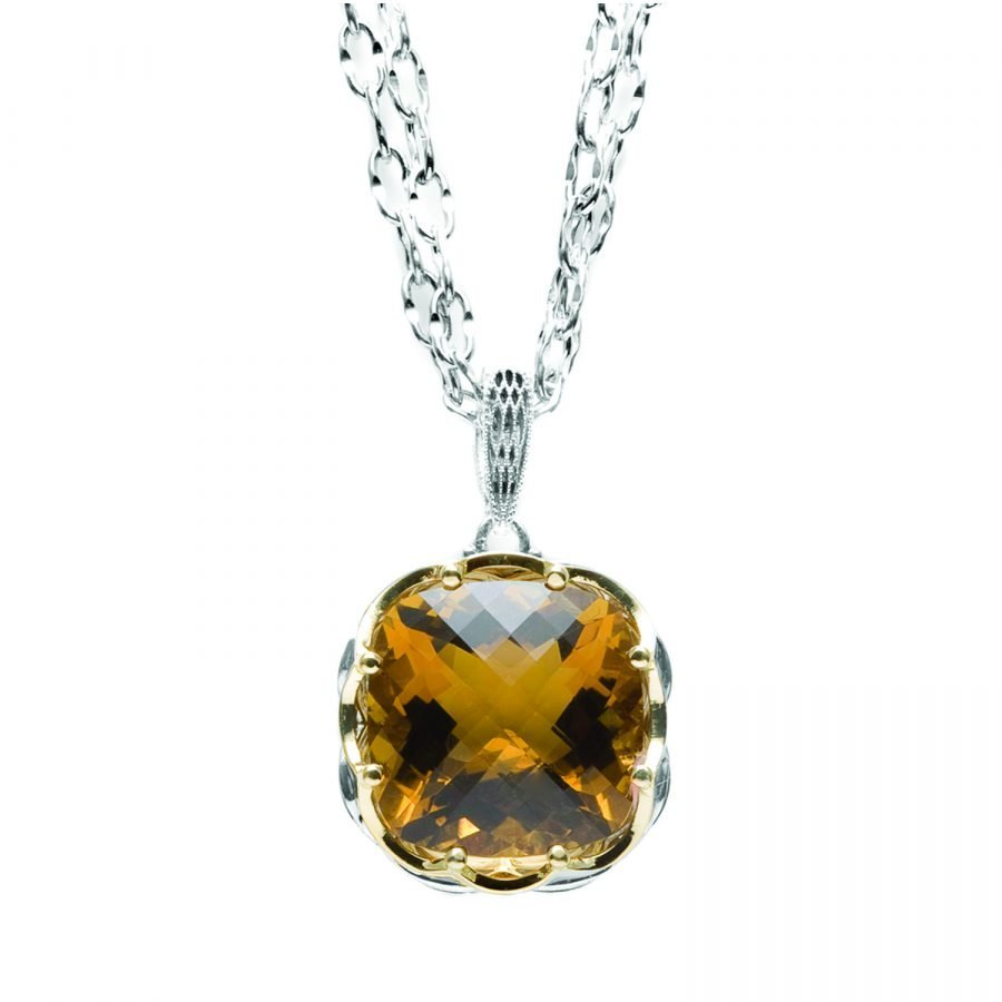 Pendant - Tacori Medley (Chain not included) 2