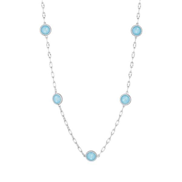 "Necklace - Tacori Raindrops 16"" 2"