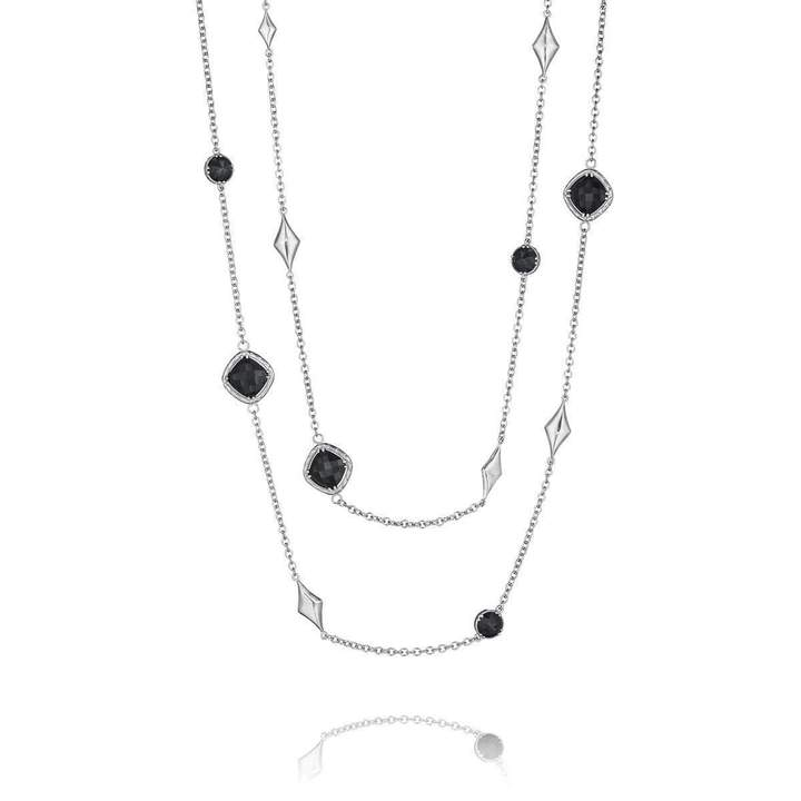 "Necklace - Tacori Sterling Silver City Lights 36"" 2"